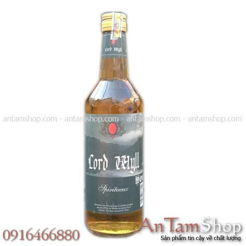 Rượu whiskey Lord Wyll